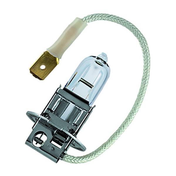Neolux H3 (453) Single Bulb - 55w With Plug