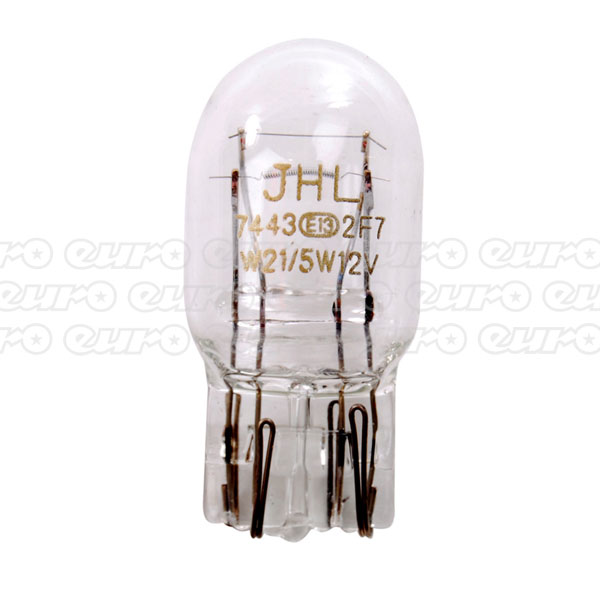 Lucas 580 Bulb 12v 21w/5w - Single Pack