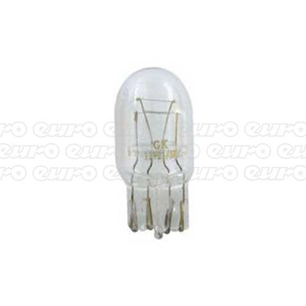 Lucas 180 Twin Filament Wedge Base Bulb 27w/7w