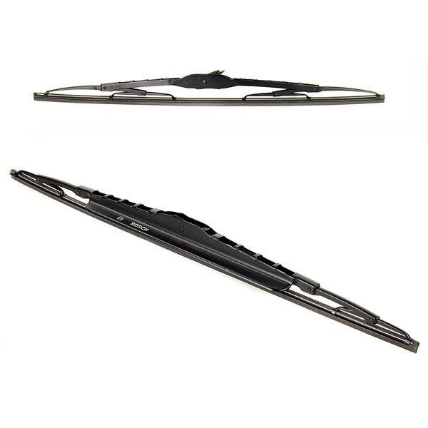Bosch Super Plus Specific Wiper Blade Set Sp21/19As With 1 Curved Blade