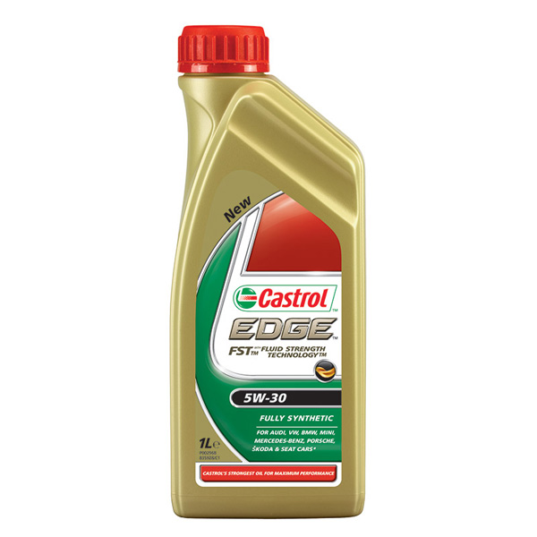 Castrol Edge Fully Synthetic 5W30 Engine Oil (1 Litre)