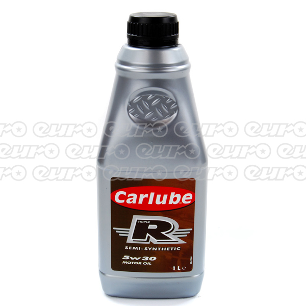 Carlube Triple R 5W30 Semi Synthetic Engine Oil (1 Litre)