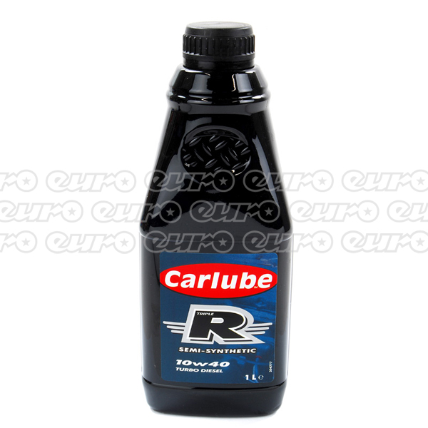 Carlube Triple R 10W40 Semi Synthetic Engine Oil (1 Litre)