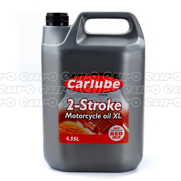 Carlube Two Stroke-Low Ash 4.55Ltr