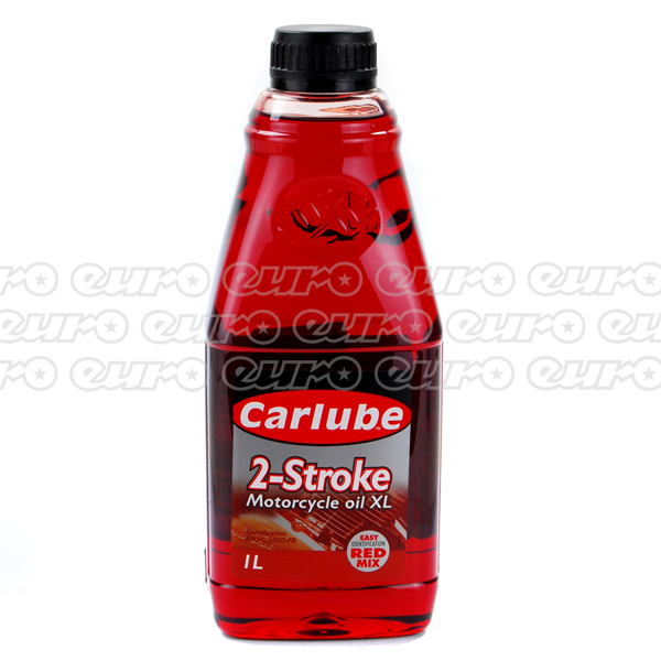 Carlube Two Stroke-Low Ash 1Ltr