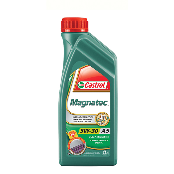 Castrol Magnatec (A5) Fully Synthetic Engine Oil - 5W-30 - 1ltr