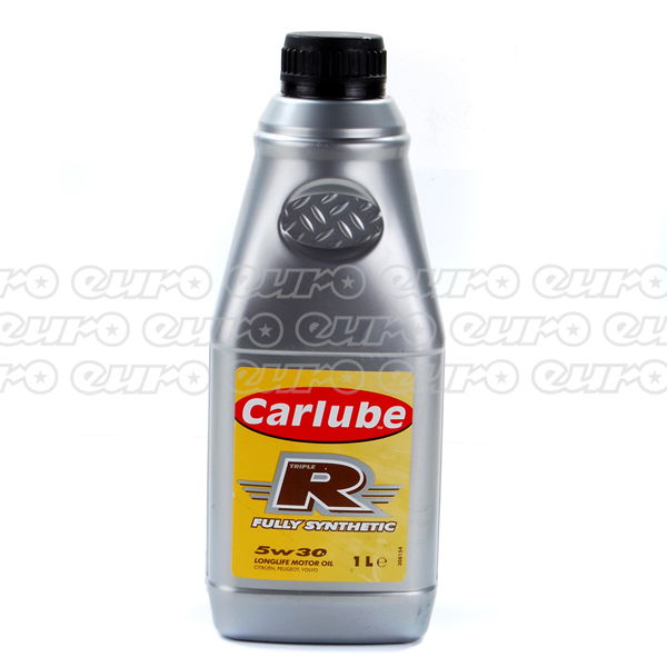 Carlube Triple R 5w30 Longlife Fully Synthetic 1Ltr