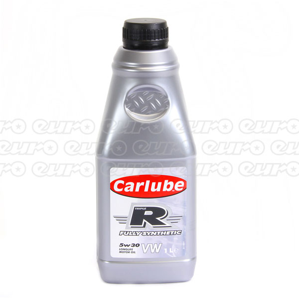 Carlube Triple R 5w30 Longlife Fully Synthetic 1 Litre