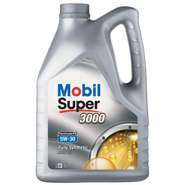 Mobil Super 3000 X1 FE Engine Oil - 5W-30 - 5ltr