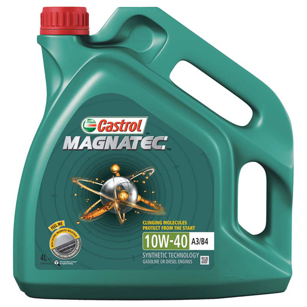 Castrol Magnatec 10W40 4 Ltr For Diesel or Petrol