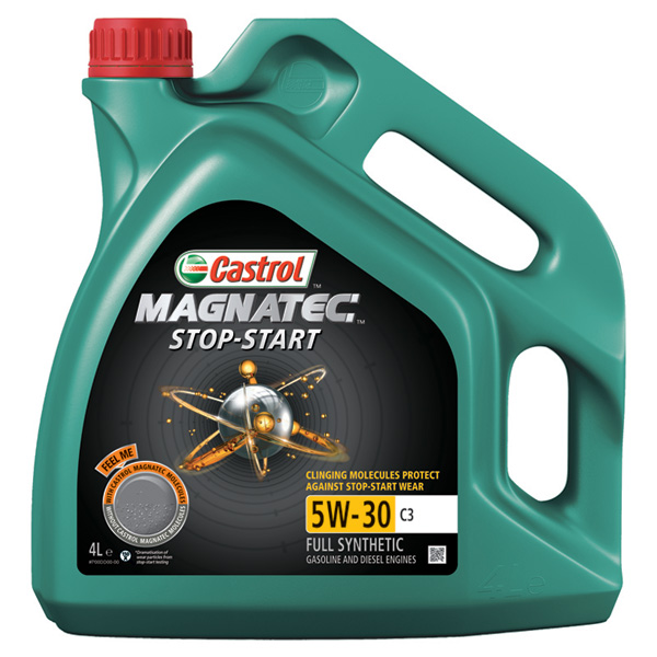 Castrol Magnatec (C3) Engine Oil - 5W-30 - 4ltr