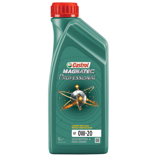 Castrol Magnatec Professional Engine Oil - 0W-20 - 1ltr