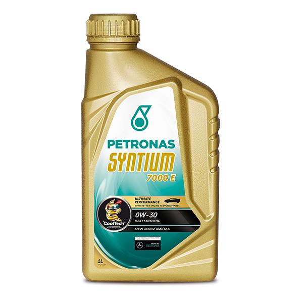 Petronas 1ltr Syntium 7000e 0w 30