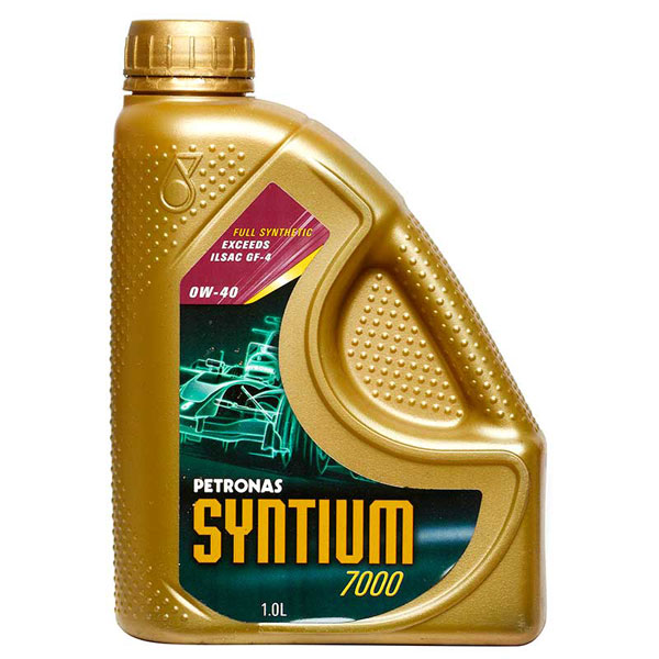 petronas 1ltr syntium 7000 0w 40 euro car parts. Black Bedroom Furniture Sets. Home Design Ideas