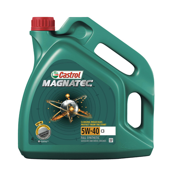castrol magnatec c3 engine oil 5w 40 4ltr euro car parts. Black Bedroom Furniture Sets. Home Design Ideas