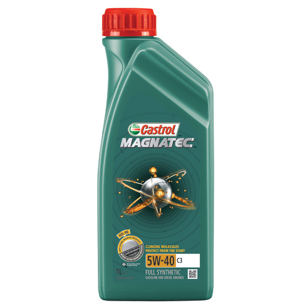 castrol magnatec c3 engine oil 5w 40 1ltr euro car. Black Bedroom Furniture Sets. Home Design Ideas