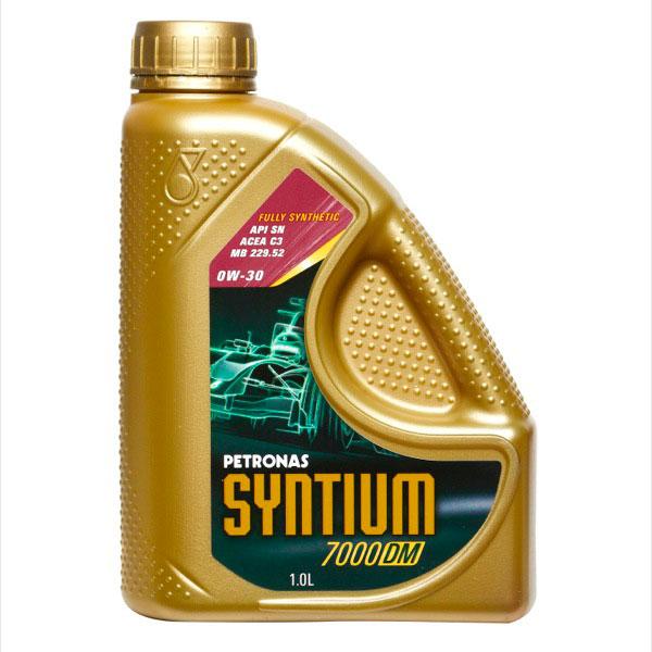Petronas Syntium 7000 Dm Engine Oil 0w 30 1ltr