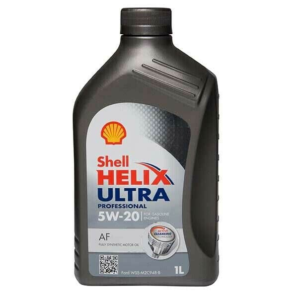 Shell Helix Ultra Professional AF Engine Oil - 5W-20 - 1ltr