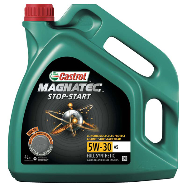 castrol magnatec stop start a5 engine oil 5w 30 4ltr. Black Bedroom Furniture Sets. Home Design Ideas