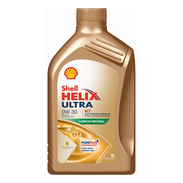 Shell Helix 0W-30 Ultra ECT C3 - 1Ltr