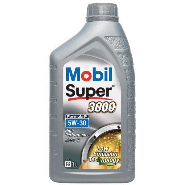 Mobil SUPER 3000 5W-30 Formula-P - 1Ltr