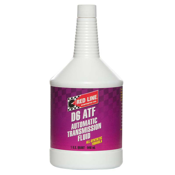 Redline D6 ATF US QUART - 946ml
