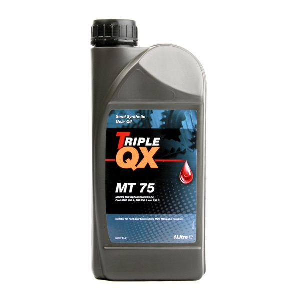 TRIPLE QX Hydraulic Power steering Fluid (CHF 11S)GREEN - 1 ltr