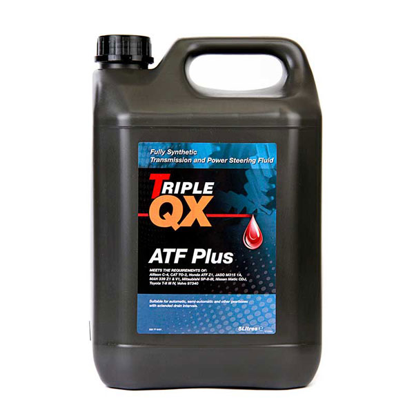 TRIPLE QX ATF Plus Transmission Fluid 5 Litre