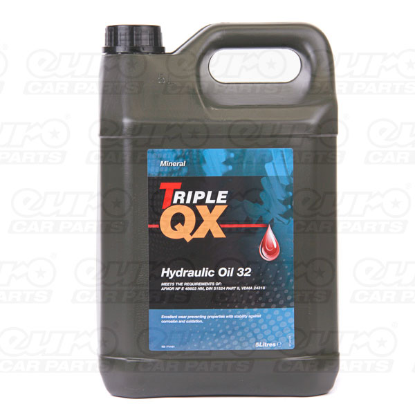 TRIPLE QX Hydraulic Oil 32 5 Litre
