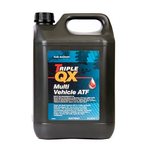 TRIPLE QX Multi Vehicle ATF-U - 5 ltr