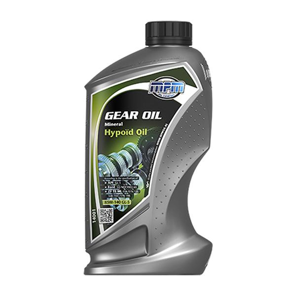MPM Gear Oil 85W-140 GL-5 Mineral Hypod Oil 1Ltr