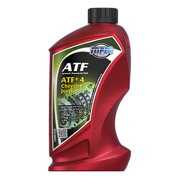 MPM ATF+4 Chrysler & Jeep 1Ltr