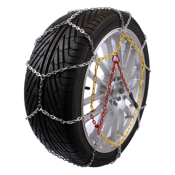 Carpoint 12mm Universal Flexible Snow Chains - KN-I-60