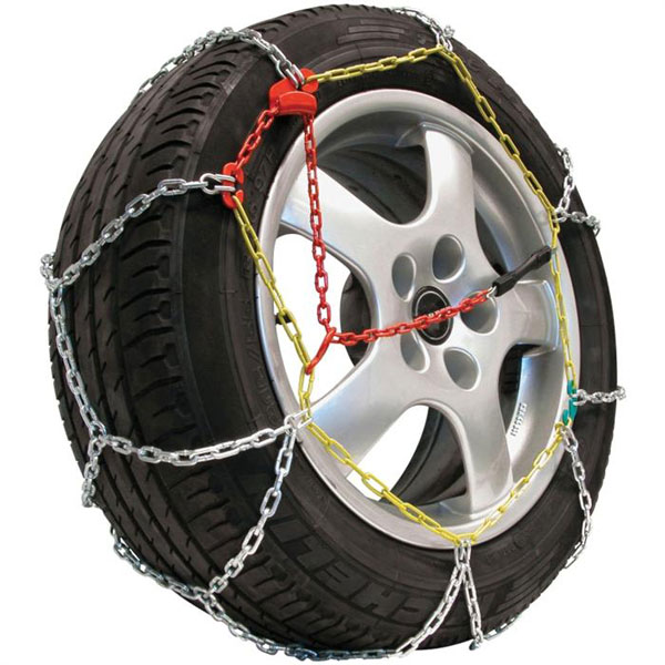 Carpoint Standard Snow Chains - 12mm (KN120)
