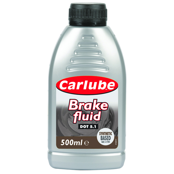 Carlube Dot 5.1 Brake Fluid 500ml