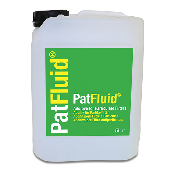 Patfluid 5Ltr Additive For Dpf