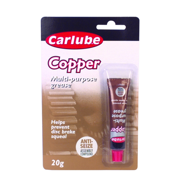 Carlube Copper Grease 20g