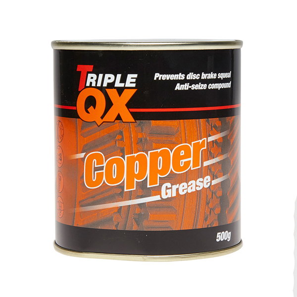 TRIPLE QX Copper Grease 500G  Antisieze