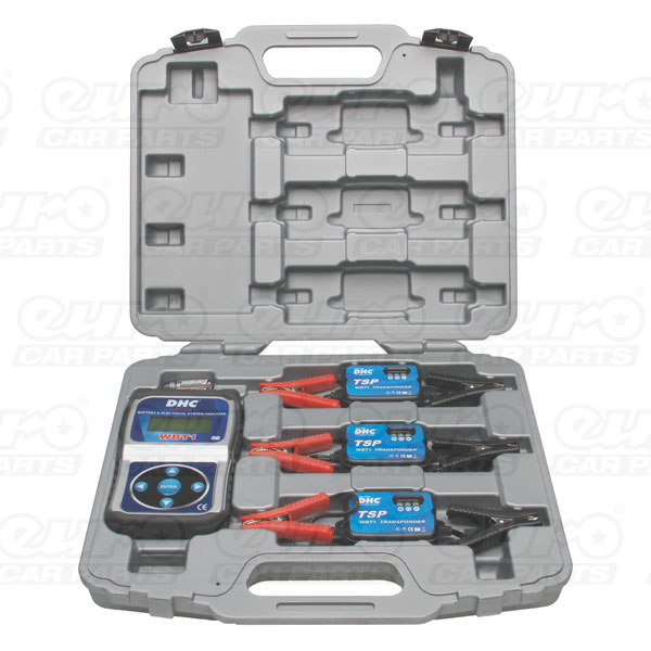 Euro Car Parts Wireless Battery Analyzer 200-1200 CCA