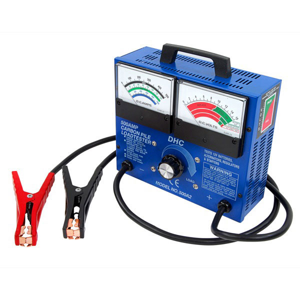 Euro Car Parts Adjustable Amp Hi Rate Discharge Tester
