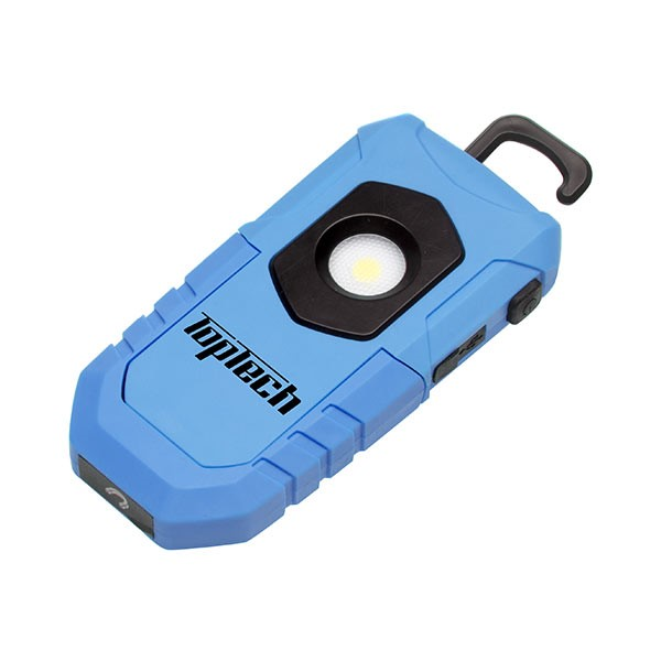 Top Tech Rechargeable Portable Light with Magnet