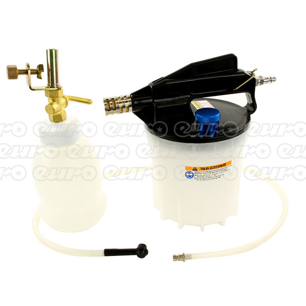 Pagid One Man Air Powered Brake Bleeder Kit