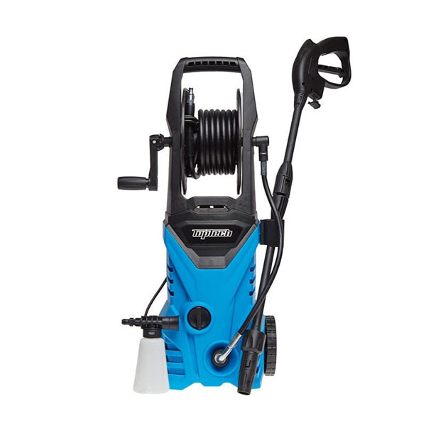 Top Tech Pressure Washer Integrated Hose Reel - 120bar / 1800watt