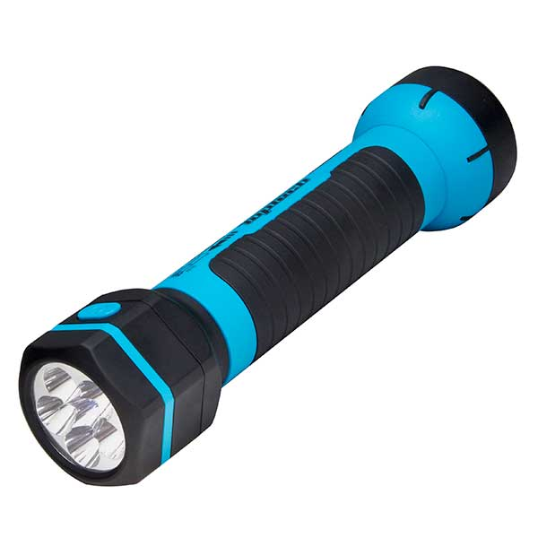 Top Tech Extendable 6 LED COB Handheld Torch