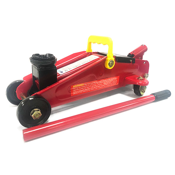 Top Tech 2 Tonne Trolley Jack (GS TUV Approved)