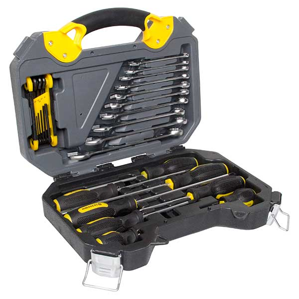Starline Spanner & Screwdriver Set 26pc