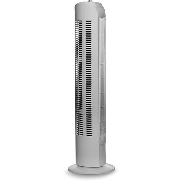 """Top Tech 32"""" Tower Fan with 3 Swivel Settings"""