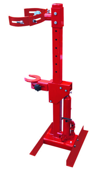 Top Tech Coil Spring Compressing Station Hydraulic