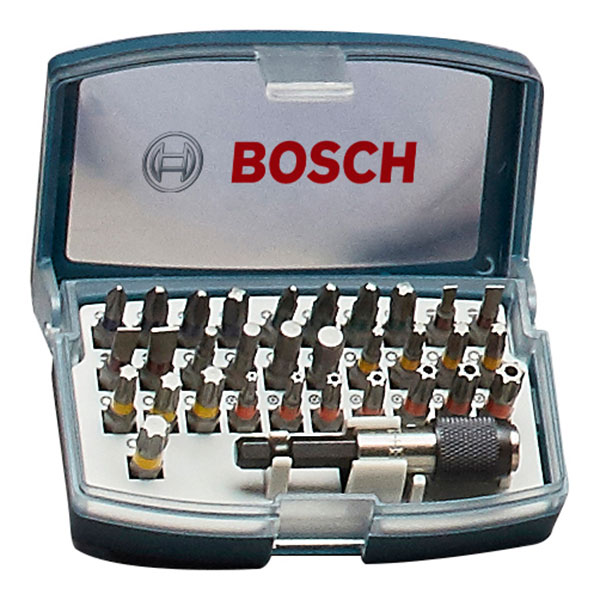 Bosch 32pc Screwdriver Bit Pro Set