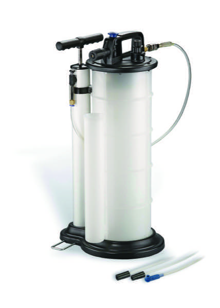 MasterPro MANUAL & PNEUMATIC FLUID EXTRACTOR